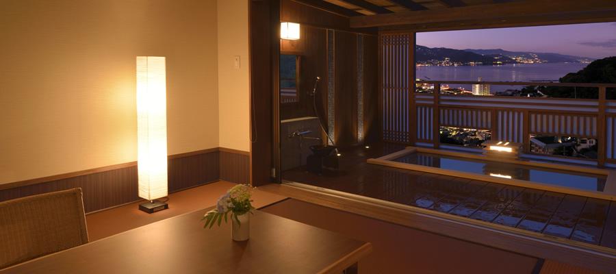 熱海温泉 旅館